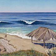 Windansea Beach Art Print
