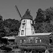 Windmill 3 Art Print