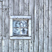 Window Print by Juli Scalzi