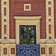 Window Of Seville Art Print