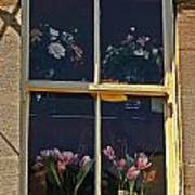 Window Of The Cotswolds Art Print