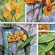 Window Pain Art Print