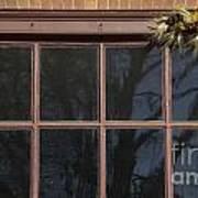 Window Swag In Williamsburg Art Print