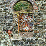 Window To A Bygone Heritage Art Print