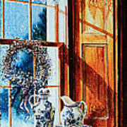 Window Treasures Art Print