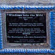 Windows Into The Wild Art Print