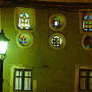 Windows Of Sanaa Art Print
