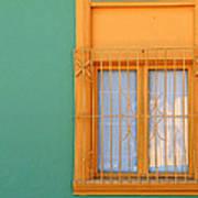 Windows Of The World - Santiago Chile Art Print