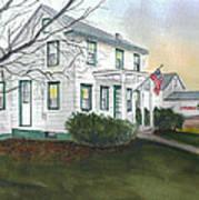 Windsor Farm Art Print