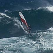 Windsurfer 2 Maui Art Print