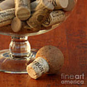 Wine Lover Art Print