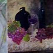 Wine Tasting Art Print