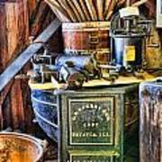 Winemaker - Time For A New Vintage Art Print by Lee Dos Santos