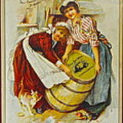 Winery Art Art Print