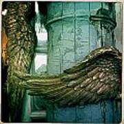 Wing It I Art Print