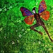 Wings 10 Art Print