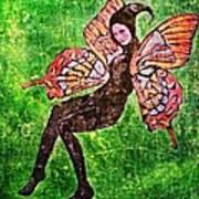 Wings 17 Art Print