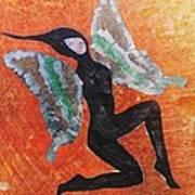 Wings 4  Art Print