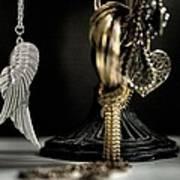 Wings Of Desire I Art Print