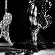 Wings Of Desire II Art Print