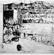 Winkler Ginger Shop, 1922 Art Print