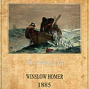 Winslow Homer 2 Art Print