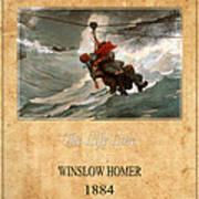 Winslow Homer 3 Art Print