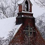 Winter In Dixie Art Print
