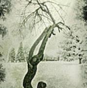 Winter Survivor Art Print