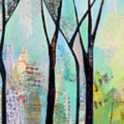 Winter Wanderings II Art Print