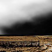 Winter Winds Se Art Print