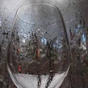 Winter Wine Art Print