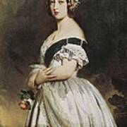 Winterhalter, Franz Xavier 1805-1873 Art Print by Everett