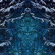 Winterscape 2 Art Print