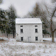 Wintertime In Valley Forge Art Print by Bill Cannon