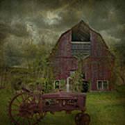 Wisconsin Barn 3 Art Print