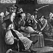 Wise Men Of Gotham, 1776 Art Print