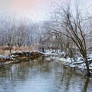 Wish I Had A River Art Print