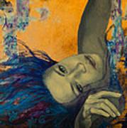 Within Temptation Art Print by Dorina  Costras