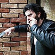 Wolverine Inspired Art Print