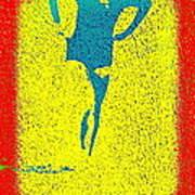 Woman Emerging -- Version I Art Print by Brian D Meredith