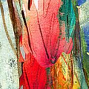 Woman Power Diptych 01 Art Print