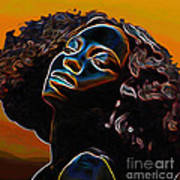 Womans Essence II              Art Print
