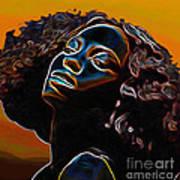 Womans Essence II              Art Print