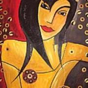 Women 0448 Marucii Art Print