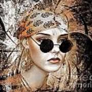 Women 549-11-13 Marucii  Art Print