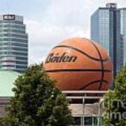 Women's Basketball Hall Of Fame Knoxville Tennessee Art Print