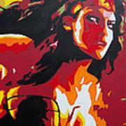 Wonder Woman - Sister Inspired Art Print