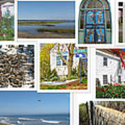 Wonderful Wellfleet Art Print