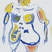 Wondering Amy Art Print